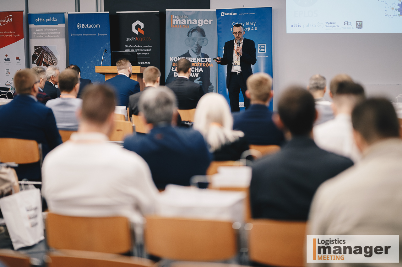 "The ""Logistics Manager Meeting"" Conference in Warsaw – Oltis Group"